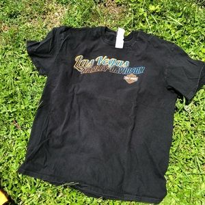 Harley Davidson size XL Las Vegas T-shirt